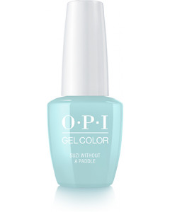 GelColor by OPI - Suzi Without A Paddle