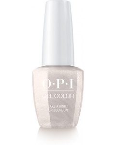 GelColor by OPI - Take a Right on Bourbon