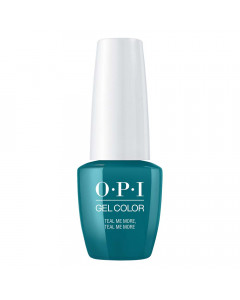 GelColor - Teal Me More, Teal Me More