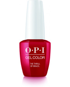 GelColor by OPI - The Thrill of Brazil