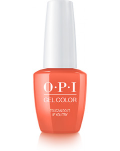 GelColor by OPI - Toucan Do It If You Try