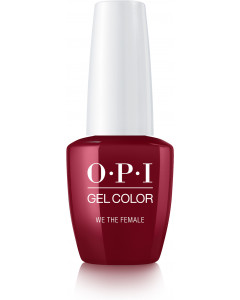 GelColor by OPI - *WE THE FEMALE