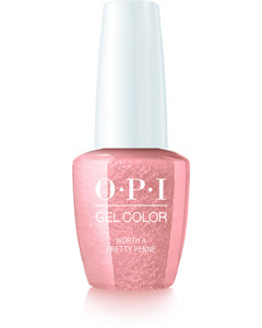 GelColor by OPI - Worth A Pretty Penne