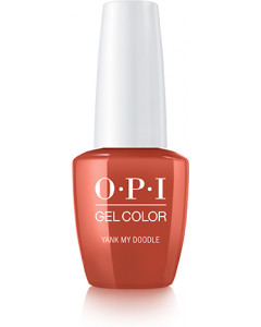 GelColor by OPI - Yank my Doodle