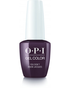 GelColor by OPI - You Don't Know Jacques
