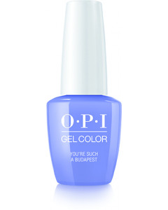 GelColor by OPI - You're Such A Budapest